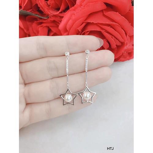 Khuyên tai nữ hình ngôi sao - 19470029 , 22206893 , 15_22206893 , 290000 , Khuyen-tai-nu-hinh-ngoi-sao-15_22206893 , sendo.vn , Khuyên tai nữ hình ngôi sao