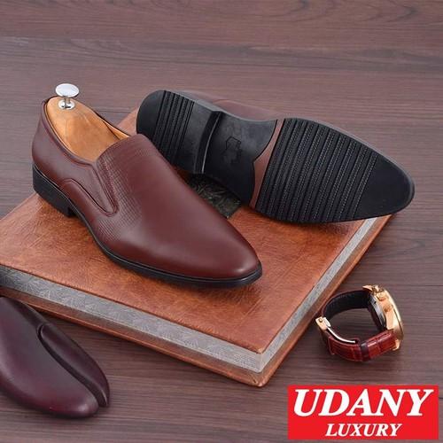 [Ưu đãi lớn] giày tây nam udany - thiết kể trẻ trung - giảm giá cực sốc