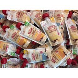 Váng Sữa-Hoa Quả Nghiền Heinz Úc Cho Bé