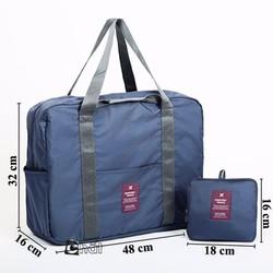 Túi du lịch Gấp gọn dùng cho va li kéo