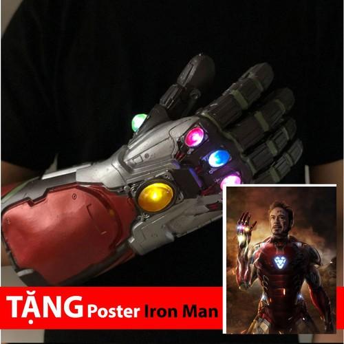 Mô hình iron man găng tay vô cực găng tay thanos trong avengers end game bản có đèn tặng kèm poster siêu đẹp - 17565388 , 23031192 , 15_23031192 , 420000 , Mo-hinh-iron-man-gang-tay-vo-cuc-gang-tay-thanos-trong-avengers-end-game-ban-co-den-tang-kem-poster-sieu-dep-15_23031192 , sendo.vn , Mô hình iron man găng tay vô cực găng tay thanos trong avengers end gam