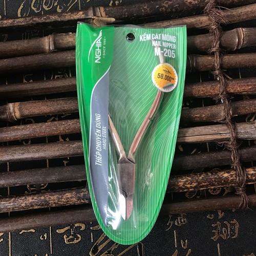Kềm nghĩa cắt móng thép chuyên dụng m-205