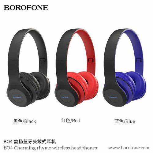 Tai nghe bluetooth borofone b04  chính hãng