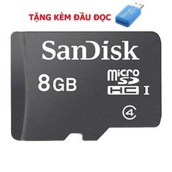 Thẻ Nhớ Micro SD Thẻ Nhớ 8GB_Thẻ Nhớ Micro SD 8g Chất Lượng