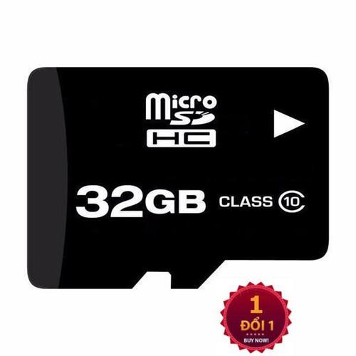 Thẻ nhớ 32gb chuyên dùng cho camera hàng trình, lưu phim full hd