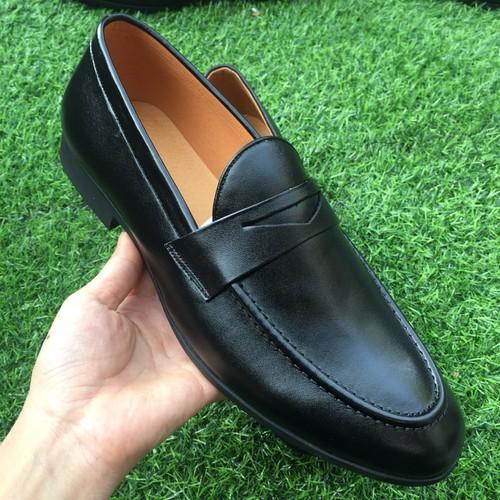 Mẫu mới giày lười nam da bò thật loại 1 cao cấp bh 1 năm - 18181466 , 22838883 , 15_22838883 , 480000 , Mau-moi-giay-luoi-nam-da-bo-that-loai-1-cao-cap-bh-1-nam-15_22838883 , sendo.vn , Mẫu mới giày lười nam da bò thật loại 1 cao cấp bh 1 năm