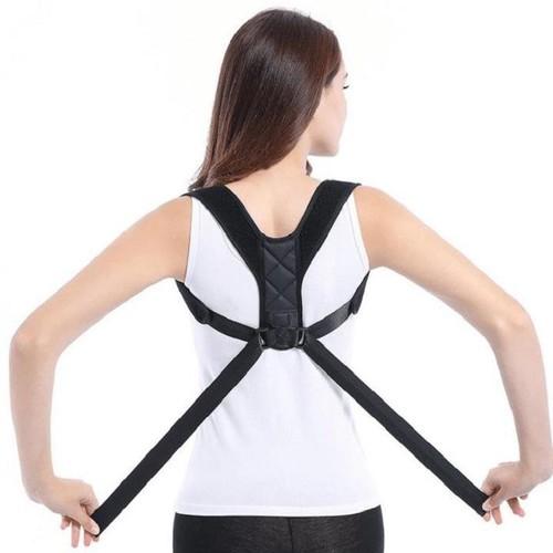 Đai đeo hỗ trợ chỉnh sửa tư thế chống gù lưng