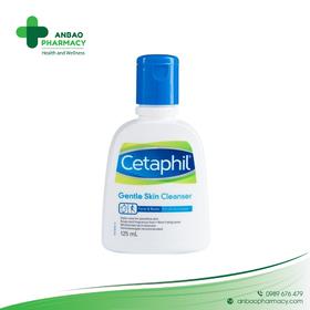 Sữa rửa mặt Cetaphil 125ml - TH139