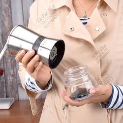 Cối xay cà phê cao cấp lõi gốm ceramic burr precision. coffee grinder