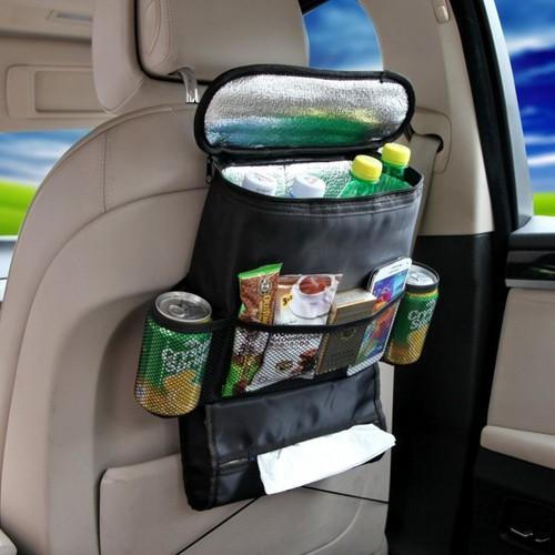 Túi giữ nhiệt đựng đồ treo sau ghế oto