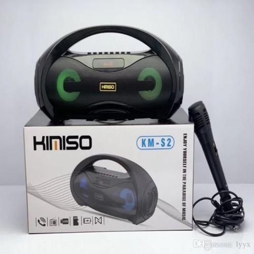 [Tặng kèm mic  hát] loa bluetooth kimiso km - s2  công suất 20w  âm thanh cực hay- mang cả dàn karaoke đến ngôi nhà của bạn-bảo hành 1 đổi 1 6 tháng - 20247027 , 22880946 , 15_22880946 , 543000 , Tang-kem-mic-hat-loa-bluetooth-kimiso-km-s2-cong-suat-20w-am-thanh-cuc-hay-mang-ca-dan-karaoke-den-ngoi-nha-cua-ban-bao-hanh-1-doi-1-6-thang-15_22880946 , sendo.vn , [Tặng kèm mic  hát] loa bluetooth kimis