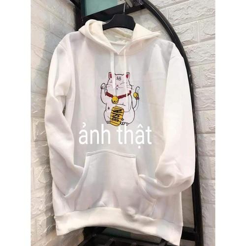 Áo hoodie nữ -  ao hoodie nu