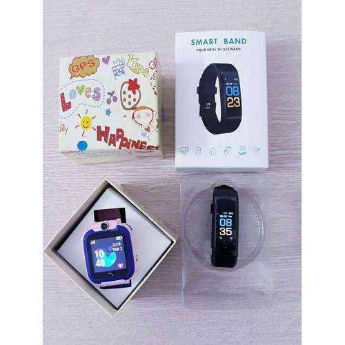 Combo đồng hồ thông minh định vị a28 cho bé tặng kèm vòng tay thông minh cho mẹ - 18204432 , 22869541 , 15_22869541 , 359000 , Combo-dong-ho-thong-minh-dinh-vi-a28-cho-be-tang-kem-vong-tay-thong-minh-cho-me-15_22869541 , sendo.vn , Combo đồng hồ thông minh định vị a28 cho bé tặng kèm vòng tay thông minh cho mẹ