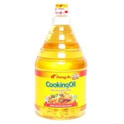 Dầu Ăn Cooking Oil Tường An Nhãn Đỏ Chai 2L
