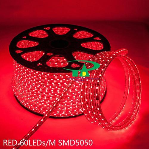 Đèn led dây cuộn 100m 5050 đỏ - 17871595 , 22869608 , 15_22869608 , 949000 , Den-led-day-cuon-100m-5050-do-15_22869608 , sendo.vn , Đèn led dây cuộn 100m 5050 đỏ