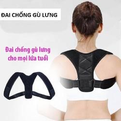 Đai đeo chỉnh tư thế chống gù lưng tiện dụng chất lượng cao