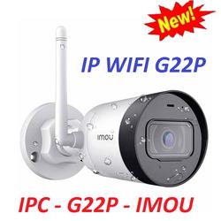 [Giao Hàng 3h HN] Camera IP Wifi Ngoài Trời Dahua Imou IPC- G22P 2.0mpx - Hàng Chính Hãng BH 2 Năm [ĐƯỢC KIỂM HÀNG] [ĐƯỢC KIỂM HÀNG]