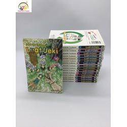 Truyện Tranh Luật Của Ueki 16 Tập