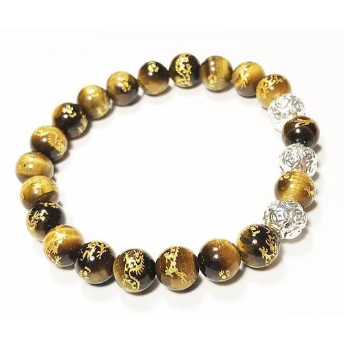 Vòng tay handmade hà nội đá mắt hổ nâu vàng khắc rồng mix 3 kim tiền bạc vòng tay đá hà nội cho nữ đẹp hợp mệnh thổ mệnh kim - 17871607 , 22869621 , 15_22869621 , 390000 , Vong-tay-handmade-ha-noi-da-mat-ho-nau-vang-khac-rong-mix-3-kim-tien-bac-vong-tay-da-ha-noi-cho-nu-dep-hop-menh-tho-menh-kim-15_22869621 , sendo.vn , Vòng tay handmade hà nội đá mắt hổ nâu vàng khắc rồng m
