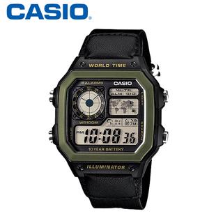 Đồng hồ nam Casio AE-1200WHB-1BVDF quân đội - Hàng chính hãng - AE-1200WHB-1BVDF thumbnail
