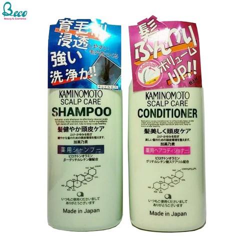 Combo gội xả kích thích mọc tóc kaminomoto medicated - 17563469 , 22887736 , 15_22887736 , 700000 , Combo-goi-xa-kich-thich-moc-toc-kaminomoto-medicated-15_22887736 , sendo.vn , Combo gội xả kích thích mọc tóc kaminomoto medicated