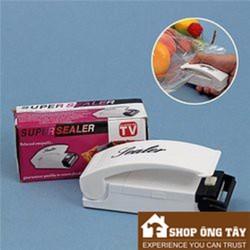 Sỉ Máy hàn miệng túi mini Super Sealer