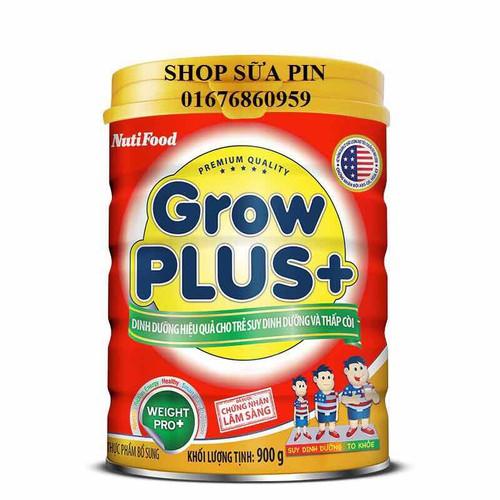 Sữa bột growplus suy dinh dưỡng lon 900g - 21196114 , 24379200 , 15_24379200 , 325000 , Sua-bot-growplus-suy-dinh-duong-lon-900g-15_24379200 , sendo.vn , Sữa bột growplus suy dinh dưỡng lon 900g