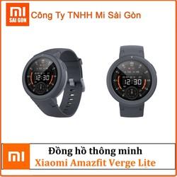 Đồng hồ thông minh Xiaomi Amazfit Verge Lite GPS A1818 - Grey - A1818
