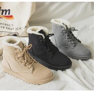 Giày boot nữ - Giày boot nữ TN203 thumbnail