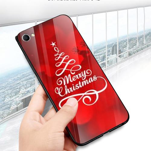 Ốp điện thoại kính cường lực cho máy oppo a39 - neo9s - giáng sinh ấm áp chào mừng năm mới ms gsaacnm031