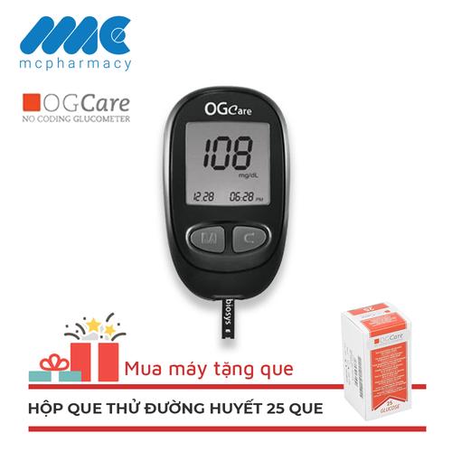 [Mua 1 tặng 1] máy đo đường huyết ogcare - 20260478 , 22903668 , 15_22903668 , 1250000 , Mua-1-tang-1-may-do-duong-huyet-ogcare-15_22903668 , sendo.vn , [Mua 1 tặng 1] máy đo đường huyết ogcare