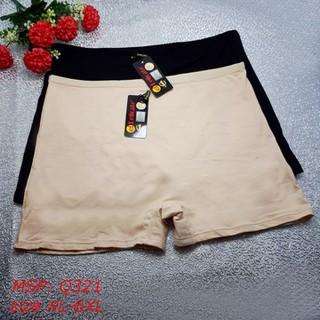 -Quần lót Đùi Mặc Váy size big - Q321-đủ màu thumbnail