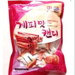 kẹo quế Hàn Quốc 200g