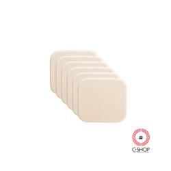 Set 6 Bông mút tán phấn vuông trắng Hàn Quốc – Mỹ phẩm Hàn Quốc CSHOP