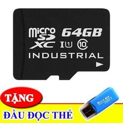 thiết bị lưu trữ thẻ nhớ micro sd 64gb