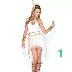 Trang Phục Hy Lạp Nữ