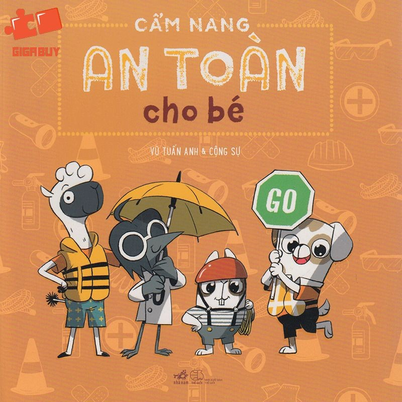 Cẩm Nang An Toàn Cho Bé - 8935235222069