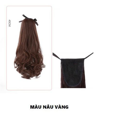 [Tóc giả]-tóc cột xoăn 45cm-kèm video-tóc sử dụng được nhiệt uốn ép sấy gội thoải mái- có 3 màu: đen, nâu đỏ, nâu vàng, tóc giả xoăn- tóc cột xoăn-tóc dài-tóc nữ - 20287479 , 22952057 , 15_22952057 , 149000 , Toc-gia-toc-cot-xoan-45cm-kem-video-toc-su-dung-duoc-nhiet-uon-ep-say-goi-thoai-mai-co-3-mau-den-nau-do-nau-vang-toc-gia-xoan-toc-cot-xoan-toc-dai-toc-nu-15_22952057 , sendo.vn , [Tóc giả]-tóc cột xoăn 45c