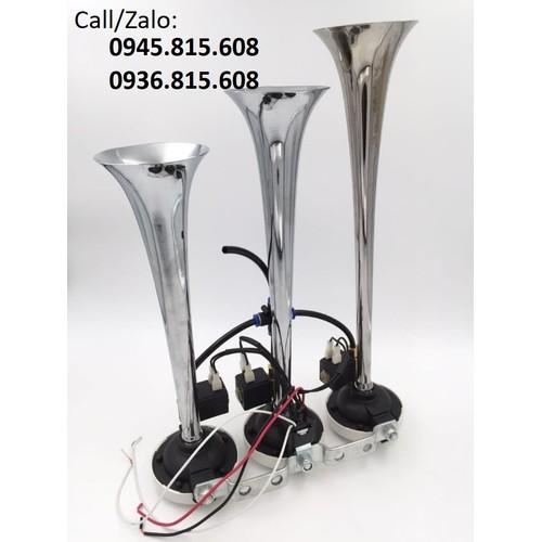[Có clip] còi hơi - kèn hơi ô tô 3 loa inox cực chất dành cho xe có bình hơi. - 17925521 , 22938188 , 15_22938188 , 450000 , Co-clip-coi-hoi-ken-hoi-o-to-3-loa-inox-cuc-chat-danh-cho-xe-co-binh-hoi.-15_22938188 , sendo.vn , [Có clip] còi hơi - kèn hơi ô tô 3 loa inox cực chất dành cho xe có bình hơi.