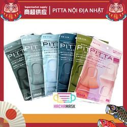 [Hàng Nhật] Khẩu Trang Pitta Nội Địa Nhật Bản | Pitta Mask Japan