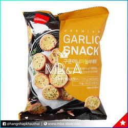 Snack Garlic Bánh Mì Bơ Tỏi - 120g - Hàn Quốc