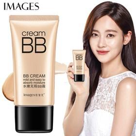 Kem BB che khuyết điểm IMAGES trắng sáng da, kem nền BB siêu mịn, kem trang điểm BB Images, kem BB dưỡng ẩm - JS-BB01
