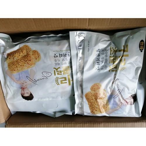 Bánh yến mạch hàn quốc nhập khẩu combo 3 bịch - 20274206 , 22928795 , 15_22928795 , 180000 , Banh-yen-mach-han-quoc-nhap-khau-combo-3-bich-15_22928795 , sendo.vn , Bánh yến mạch hàn quốc nhập khẩu combo 3 bịch