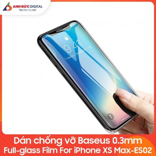 Dán chống vỡ màn hình điện thoại chịu lực cực mạnh, bề mặt siêu mịn thương hiệu baseus iphone xsmax-xr - 20272908 , 22926191 , 15_22926191 , 95000 , Dan-chong-vo-man-hinh-dien-thoai-chiu-luc-cuc-manh-be-mat-sieu-min-thuong-hieu-baseus-iphone-xsmax-xr-15_22926191 , sendo.vn , Dán chống vỡ màn hình điện thoại chịu lực cực mạnh, bề mặt siêu mịn thương hiệu