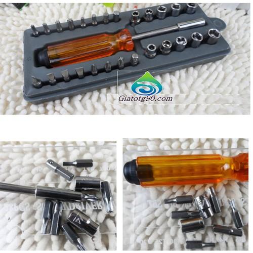 Bộ tua vít và vặn ốc sửa xe đa năng 6289 1 tặng 1 đèn led gắn van xe m 307 mã apn95 - 20280821 , 22940011 , 15_22940011 , 125900 , Bo-tua-vit-va-van-oc-sua-xe-da-nang-6289-1-tang-1-den-led-gan-van-xe-m-307-ma-apn95-15_22940011 , sendo.vn , Bộ tua vít và vặn ốc sửa xe đa năng 6289 1 tặng 1 đèn led gắn van xe m 307 mã apn95