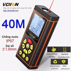 [HÀNG LOẠI 1]-MÁY ĐO KHOẢNG CÁCH LASER THÔNG MINH VCHON, đo khoảng cách, thước đo laser, đo khoảng cách - VCHON