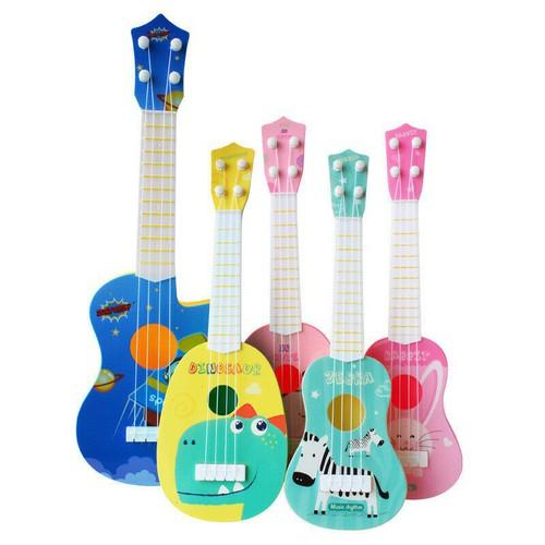 Đàn ukulele đồ chơi nhiều sắc màu cho bé nđậu nành - 20277060 , 22934118 , 15_22934118 , 62000 , Dan-ukulele-do-choi-nhieu-sac-mau-cho-be-ndau-nanh-15_22934118 , sendo.vn , Đàn ukulele đồ chơi nhiều sắc màu cho bé nđậu nành