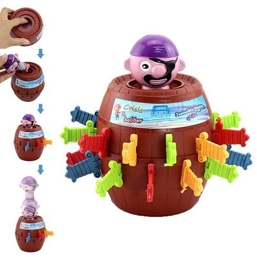 Bộ đồ chơi đâm hải tặc vui nhộn cho bé loạn s6 in 1