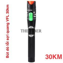 Bút soi quang 30km kèm túi bảo vệ - bs30