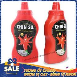 2 CHAI TƯƠNG ỚT CHINSU